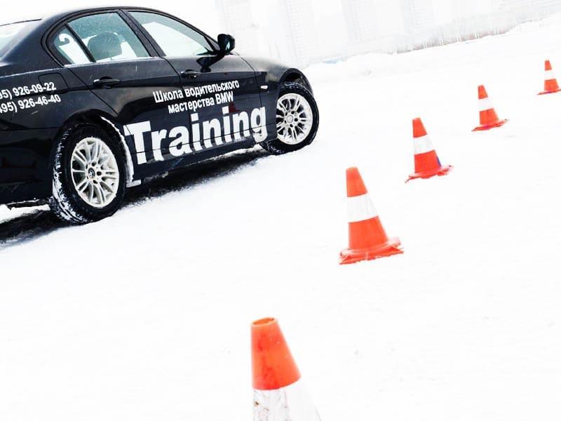 Школа водительского мастерства BMW